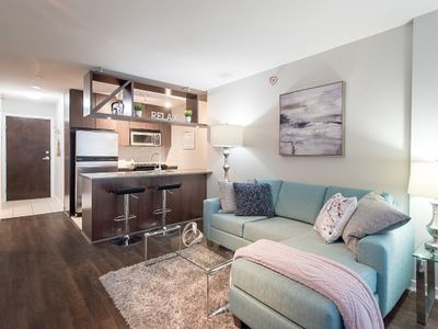 Photo for Yaletown 1 Bedroom Apartment (G1)