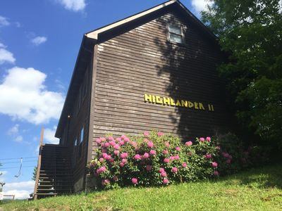 Photo for Sleeps up to 20. Affordable Cabin near New River Gorge Rafting & Climbing