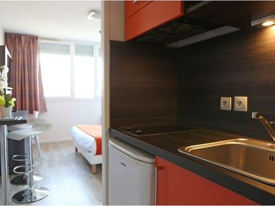 Photo for Luxury Suites in Paris w/ Free WiFi, Kitchenette &Complex Breakfast