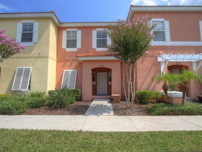 Photo for Stunning Town home close to Disney with splash pool and resort pool