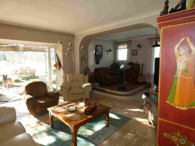 Photo for Charming house 200m2 in Haute Provence