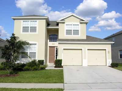 Photo for The Ultimate Guide to Renting Your Luxury 5 Bedroom Villa on Windsor Hills Resort, Orlando Villa 1244