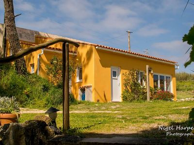Photo for Spacious studio apartment with private garden, character and rural views