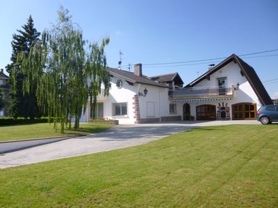 Photo for Obernai beautiful renovated villa, bright of 180 m2 any comfort for 2-8 p