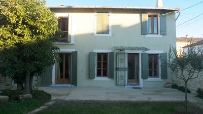 Photo for House near Arles with swimming pool