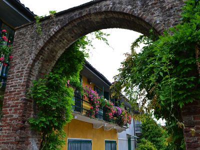 Photo for Cascina Giaccona immersed in the green hills of the Po 25 km from Turin