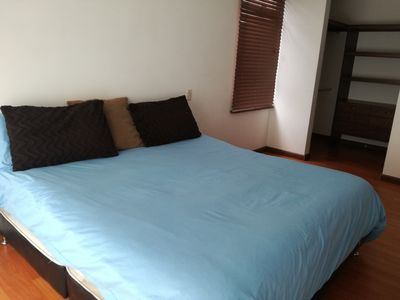 Photo for 1BR Apartment Vacation Rental in Bogotá, Bogotá