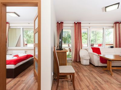 Photo for Apartment Villa Mistral 2 with bedroom and terrace