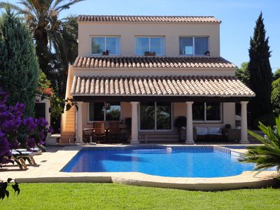 Photo for Villa Golondrina owner, private pool, air conditioning, wireless internet