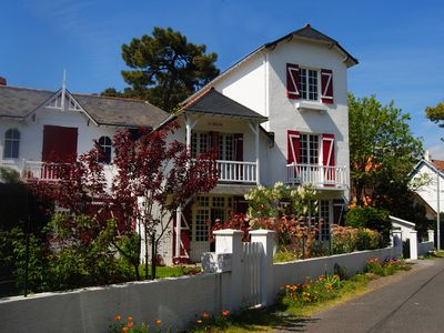 Photo for Apartment 4 people 300m from the sea - ideal location - quiet