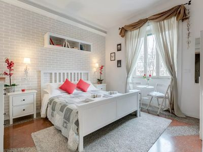 Photo for HOLIDAY IN ROME - MOONLIGHT INN GUEST HOUSE