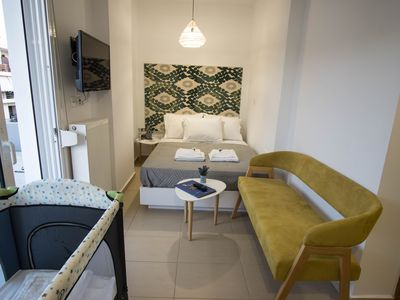 Photo for Studio 5 min walking distance from the beach ''UB3C''