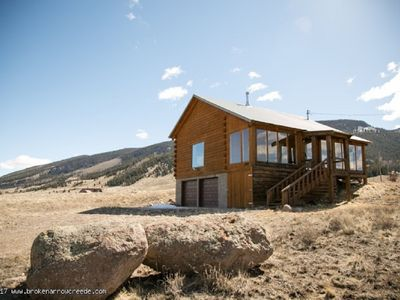 Photo for Mountain Cabin Located in Creede CO Area. Walking Distance From Rio Grand,