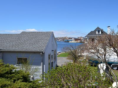 Photo for Rocky Neck Hilltop: Living is easy high atop Rocky Neck!