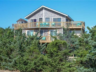 Photo for Twin Dunes  OCEANVIEW in Avon w/HotTub, PetFriendly