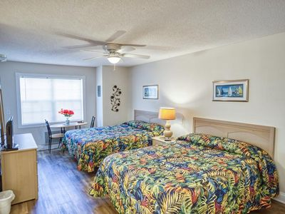 Photo for Studio unit, Brunswick Plantation Resort and Golf Villas in the Heart of NC Seafood Country(1106L)