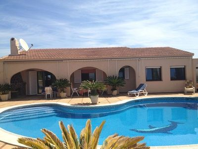 Photo for Nice house for 6 people, Dream Pool & Parking & Wifi & Air Conditioning