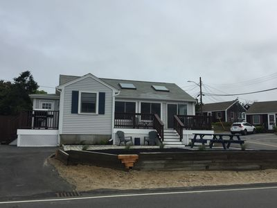 Photo for Amazing Ocean Views and Completely Renovated across from Glendon Rd Beach