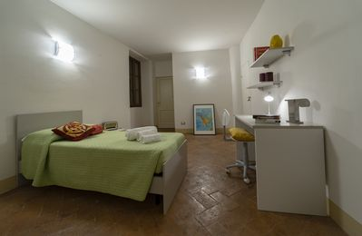 Photo for Dei Noveschi - Apartment 40 meters from Piazza del Campo