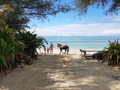 Photo for 5 bedroom Holiday home in Muri Beach, Rarotonga