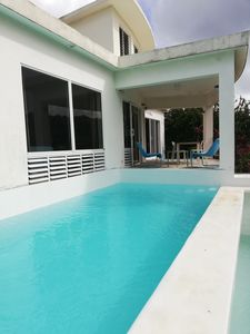 Photo for Small villa for 6 people with swimming pool