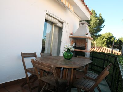Photo for FANTASTIC APARTMENT 2 BEDROOMS, CLIMA, TERRACE WITH BARBECUE