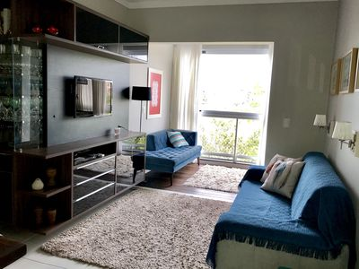 Photo for Jurere Home - 2 Bedrooms (1 Suite)
