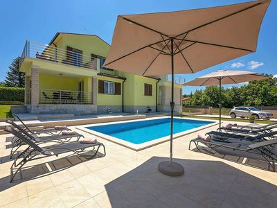 Photo for Villa Bellora a newly built semi-detached house with swimming pool