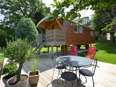 Photo for Charming Holiday Home in Malmedy with Sauna, Terrace, BBQ