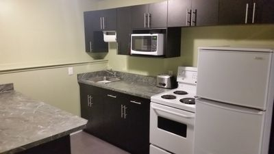 Photo for newly constructed Bachelor style suite