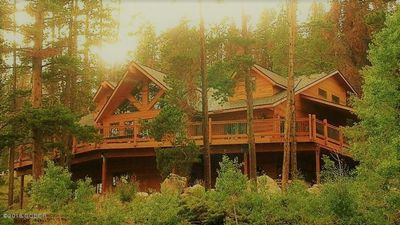 Photo for Custom Grand Lake Home - Stunning Views - The Perfect Getaway!