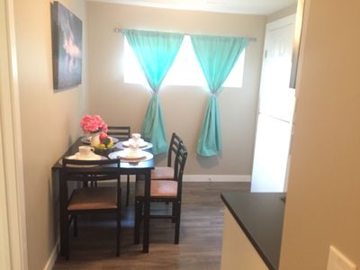 Photo for Fabulous 2 BR &1.5 BA Suite 10mins to DT, Airport, & Amenities