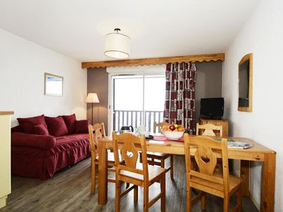 Photo for Residence Odalys Les Hauts de Peyragudes *** - 2 room cabin 6 persons