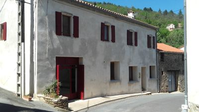 Photo for Group gîte Lo Cornabiau from 2 to 8 people at 2 steps from the caroux