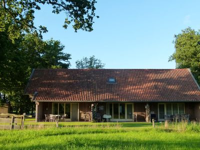 Photo for Holiday home in the middle of the green Twente landscape with nearby hospitality venues