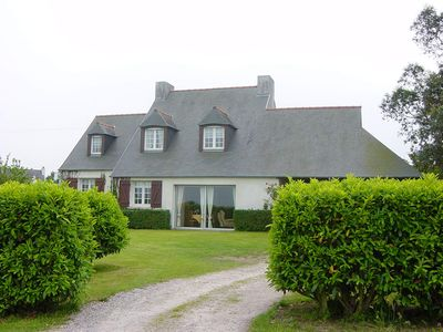 Photo for - Charming house for 6 people near the beach with a closed garden