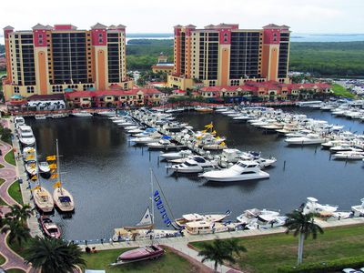 Photo for Cape Harbour 12th floor condo!!!  'Low Season' Rates start at $699.00/week!!!