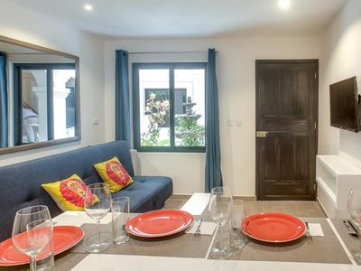 Photo for Safe, Clean, Modern, Rooftop w/ Pool, Parking, Sofa Bed, Free Wifi Kitchen (#7)