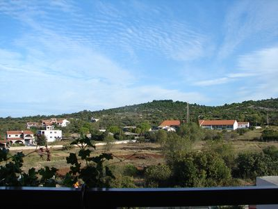 Photo for Apartment Petri  A1 Crveni (2+1)   - Tisno, Island Murter, Croatia