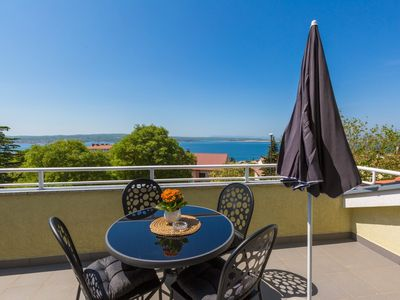 Photo for Holiday apartment mit Meerblick