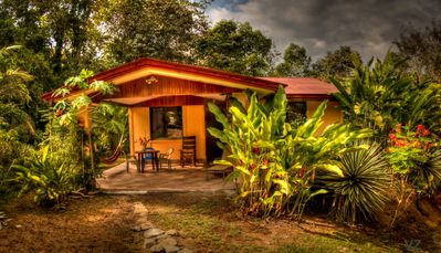 Photo for Tranquil and secluded 3 bedroom house near Dominical.