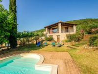 Great villa in a lovely part of Italy with stunning views