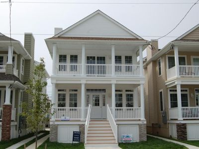 Photo for Brand New Construction! Close to Beach, Boardwalk and Asbury Shops and Cafes!