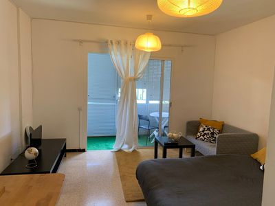 Photo for Fabulous Loft with WiFi, just 400 meters from the beach
