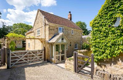Photo for Church Orchard Cottage is a stunning property in the idyllic village of Weston Subedge