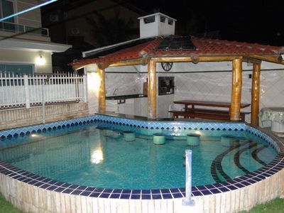 Photo for House well furnished, everything new, pool, barbecue.