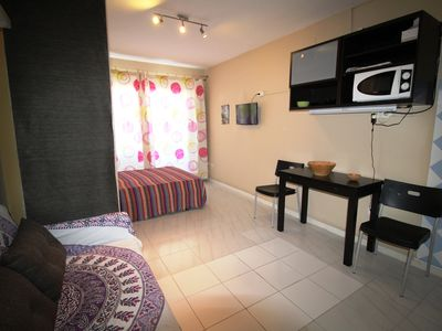 Photo for Apartment located in front line building in Empuriabrava