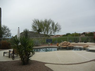 Photo for Spectacular Golf Course Home in Las Sendas with a private pool and spa