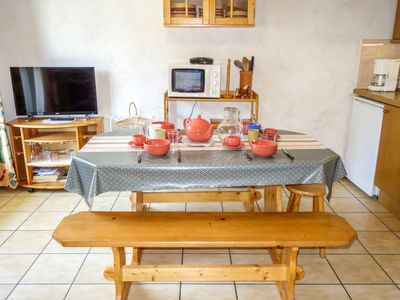 Photo for Apartment Les Cimes d'Or A, B et C in Les Contamines - 4 persons, 1 bedrooms