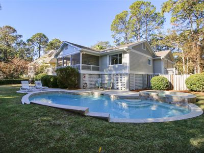 Near Ocean Home W/ Large Private Pool, Pet Friendly,  Easy Walk to Beach!